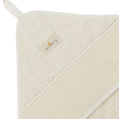 Cross stitch Hooded Towel